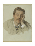 Charles Augustus Howell, 1882 Giclee Print by Anthony Frederick Augustus Sandys
