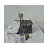 The Box and Rotten Pears, 1990 Giclee Print by Arthur Easton