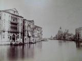 Grand Canal, Venice, C.1870 Giclee Print by Carlo Naya