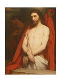 Christ with the Reed Giclee Print by Ary Scheffer