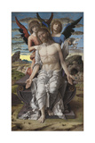 Christ as the Suffering Redeemer, 1495-1500 Wydruk giclee autor Andrea Mantegna