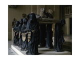Tomb of Philippe Pot Giclee Print by Antoine Le Moiturier
