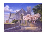 Springtime at St Mary'S, 2004 Giclee Print by Anthony Rule