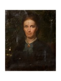 Portrait of Mrs William Glover Giclee Print by Andrew Carrick Gow