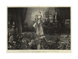 Entertainment at the Brompton Hospital for Consumption Giclee Print by Arthur Hopkins