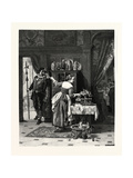 Love's Offices Giclee Print by August Friedrich Siegert