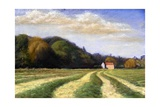 Silage Time, 2004 Giclee Print by Anthony Rule