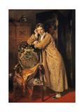 Sir David Wilkie (1785-1841), 1816 (Panel) Giclee Print by Andrew Geddes