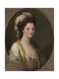Portrait of a Woman, C.1770 Giclee Print by Angelica Kauffmann