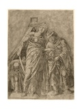 Judith with the Head of Holofernes, C. 1479-1500 Giclee Print by Andrea Mantegna