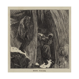 Doing Niagara Giclee Print by Arthur Boyd Houghton