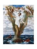 Venus Anadyomene, 1872 Giclee Print by Arnold Bocklin