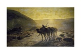In Desert Giclee Print by Cesare Biseo