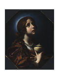 The Penitent Magdalene, C.1650-51 Giclee Print by Carlo Dolci