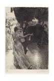 The Waltz, 1891 Giclee Print by Anders Leonard Zorn
