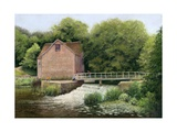 Sturminster Newton Mill, 2006 Giclee Print by Anthony Rule