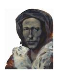 Portrait of Johann Joachim Winckelmann (Stendal Giclée-tryk af Anton von Maron