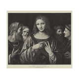 Christ and the Pharisees Giclee Print by Bernardino Luini