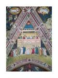 Pentecost, C.1366-68 Giclee Print by Andrea Di Bonaiuto