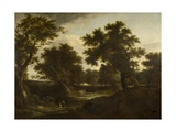 Landscape Giclee Print by Benjamin Barker