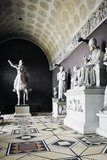 Equestrian Monument to Maximilian I Giclee Print by Bertel Thorvaldsen