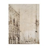 Venice Giclee Print by  Canaletto