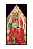 St Blaise (D.316) C.1445 Giclee Print by Bicci di Lorenzo