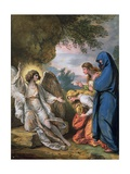 The Sepulchre, 1782 Giclee Print by Benjamin West