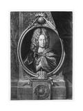 Charles VI, Holy Roman Emperor Giclée-Druck von Bernhard Vogel