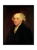 John Adams Giclee Print by Bass Otis