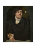 Portrait of a Man Giclee Print by Bartholomaeus Bruyn