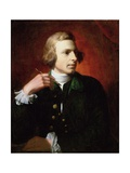 Portrait of Charles Wilson Peale (1741-1827), 1767-9 Giclee Print by Benjamin West
