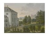 Schloss Hunyadi, Maria Enzersdorf, C.1815 Giclee Print by Balthasar Wigand