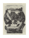Powerscourt Giclee Print by Charles Auguste Loye