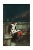 From Morn Til Night, 1889 Giclee Print by Augustus Edward Mulready