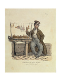 The Gingerbread Seller Giclée-Druck von Carle Vernet