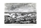 Battle of Waterloo, 18 June 1815 Giclée-Druck von Carle Vernet