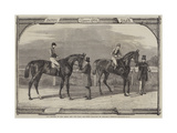 The Winners of the Derby and the Oaks, 1860 Giclee Print by Benjamin Herring