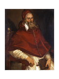 Pope Pius Iv, 1586-1600 Giclee Print by Bartolomeo Passarotti