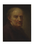 Head of an Old Man Giclee Print by Balthasar Denner