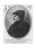 Tommaso Campanella Giclee Print by Balthazar Moncornet