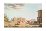 Front Facade of St.Michael's Castle, St. Petersburg Giclee Print by Benjamin Patersson