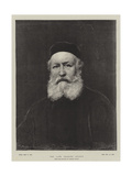 The Late Charles Gounod Giclee Print by Charles Emile Auguste Carolus-Duran