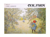 Front Cover Giclee Print by Carl Larsson