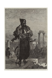 A Syrian Gowass Giclee Print by Carl Haag