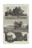 Woburn Abbey Giclee Print by Charles Auguste Loye
