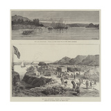 The Nile Expedition Giclee Print by Charles Auguste Loye
