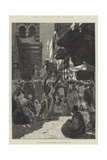 The Crisis in Egypt Giclee Print by Charles Auguste Loye