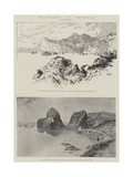 Sketches in Formosa Giclee Print by Charles Auguste Loye