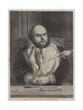 Sancho Panza Giclee Print by Charles Robert Leslie